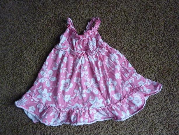 Pink Dress - Size 24 Months