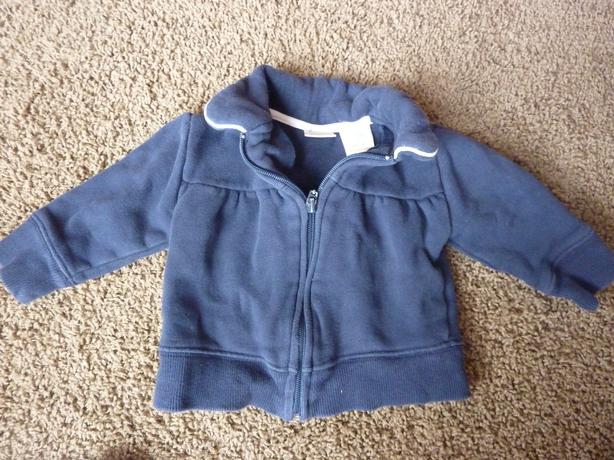 Blue Sweater - Size 1