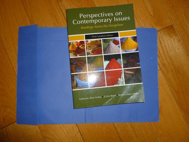 perspectives on contemporary issues pdf