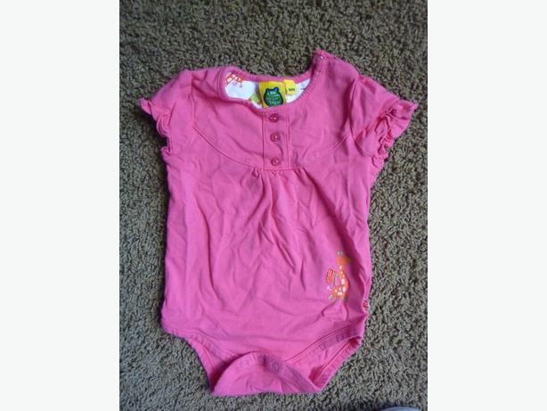Pink Onesie - Size 6 Months