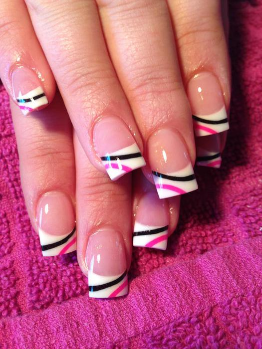 Acrylic Nails West Island Montreal