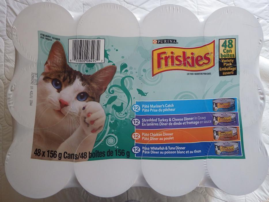 Toronto Best Cat Food Canned