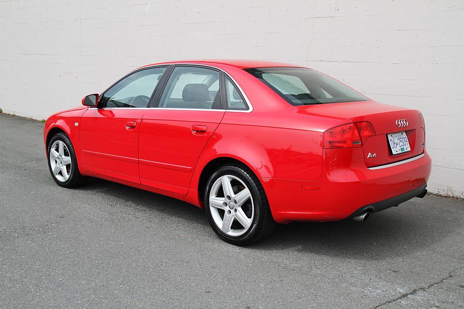 2006 Audi A4 2 0 Tubo Gas Saver Fun Sporty Victoria City
