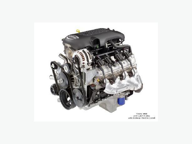 Gm Vortec 4800 Small Block V8 Engine Lr4 Malahat