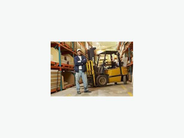 Forklift Operator Training + Licence + JOB Assistance