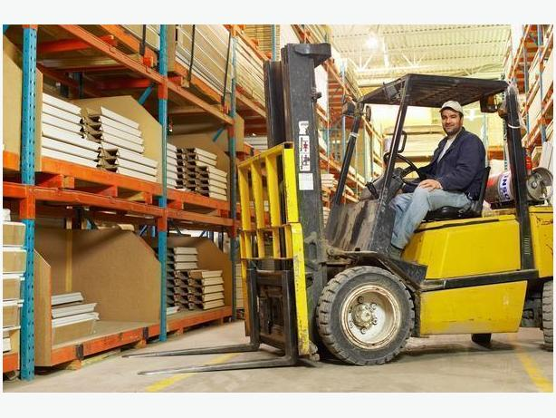 Forklift JOBS: $14-$18/hr - Train - Certify - Work