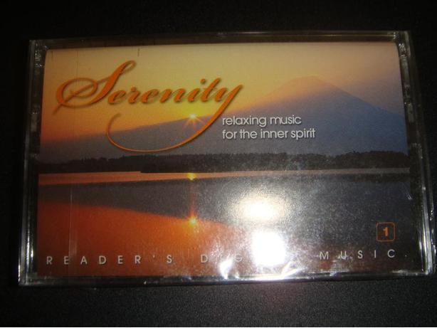 Serenity Relaxing Cassette Tape