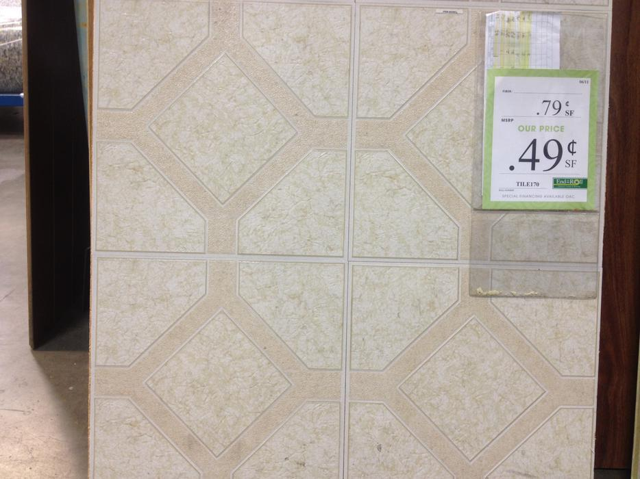 Armstrong Peel And Stick Vinyl Tile Only 49 Cents