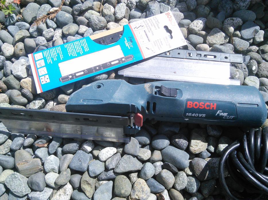 Bosch Jamb Saw Undercut Saw New Price North Saanich