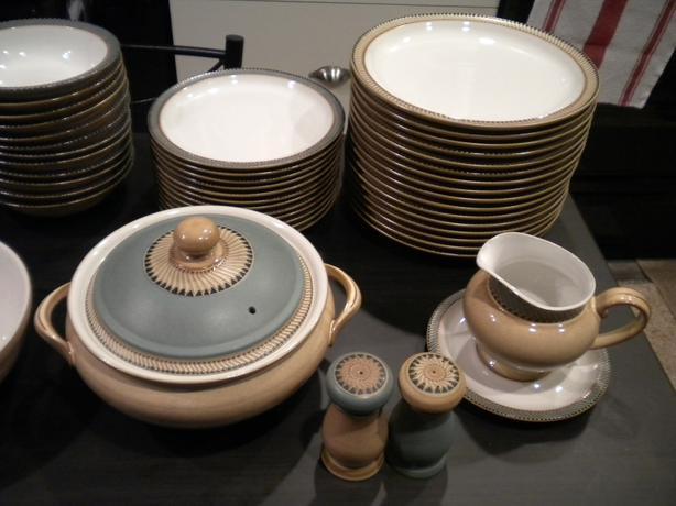75 piece Denby Luxor Dinnerware & 75 piece Denby Luxor Dinnerware Outside Ottawa/Gatineau Area Ottawa