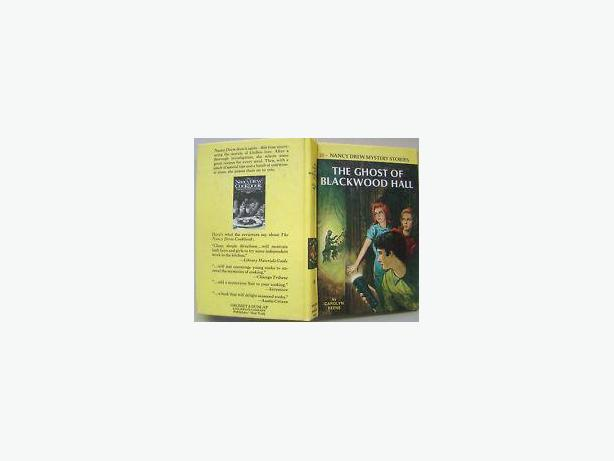 Nancy Drew Books Volume 25 and 33 - Hardcover