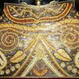 CLEARANCE SALE - Beaded & Bejeweled Purses (Gold/Amber/Bronze) BRAND NEW