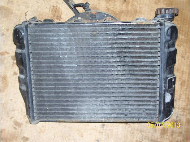 Honda Magna 750 rad radiator