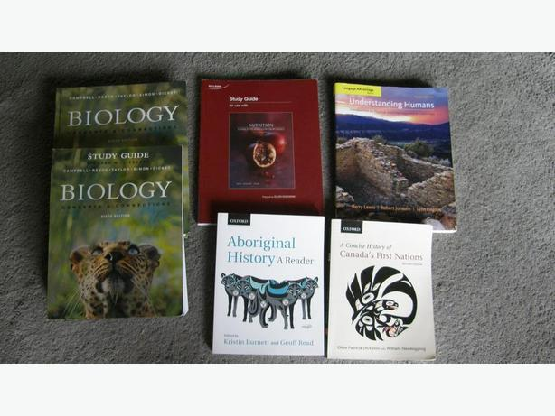 U of M Textbooks, Books and Readings