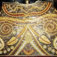 Beaded Jewel Purses - Gold/Amber Tones and Crystals - Brand New