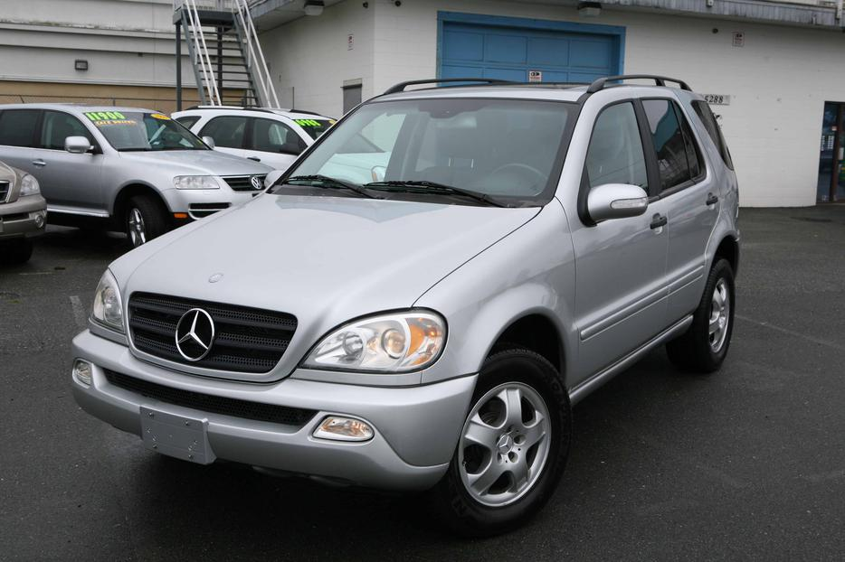 2004 mercedes benz ml350 local no accidents surrey incl. Black Bedroom Furniture Sets. Home Design Ideas