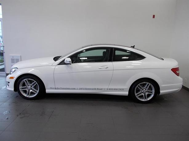 2014 mercedes benz c250 coupe outside metro vancouver vancouver - Mercedes benz c250 coupe 2014 ...