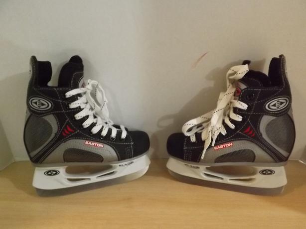 Childrens Toddler Size 11 Easton Hockey Skates New without ...