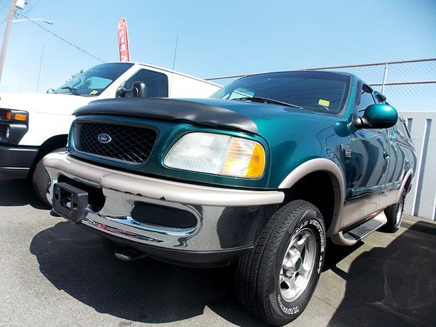 1998 Ford F150 Super Cab Xlt Coquitlam Incl Port