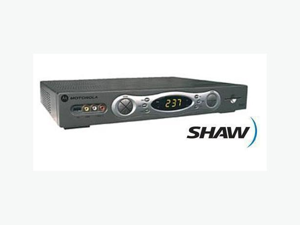 SHAW HD BOX