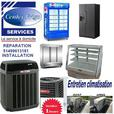 REPARATION REFRIGERATEUR CLIMATISEUR 514 9963181 REPAIR FRIDGE AIR CONDITIONER