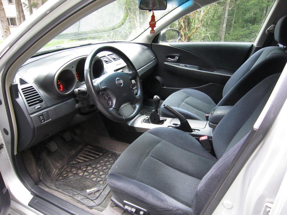 on 08 Nissan Altima Serpentine Belt