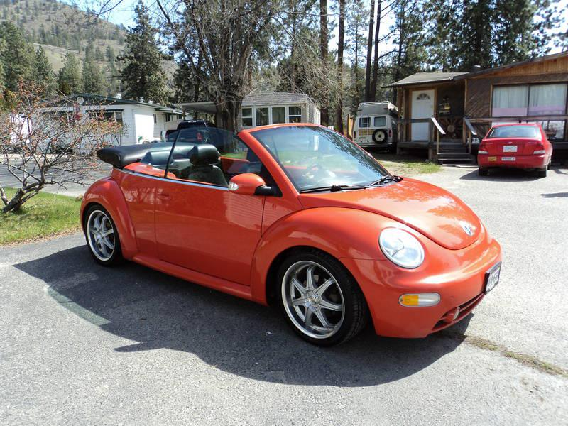 2004 vw convertible new beetle westbank okanagan mobile. Black Bedroom Furniture Sets. Home Design Ideas