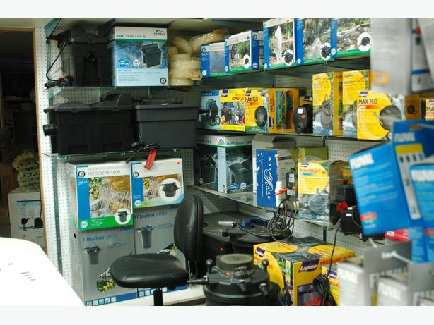West coast koi farm additive and equipment sale 20 50 for Koi equipment