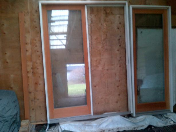 Patio doors outside ottawa gatineau area ottawa for Used patio doors