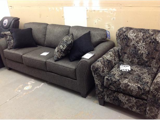 Brand new sofa..Serta upholstery.