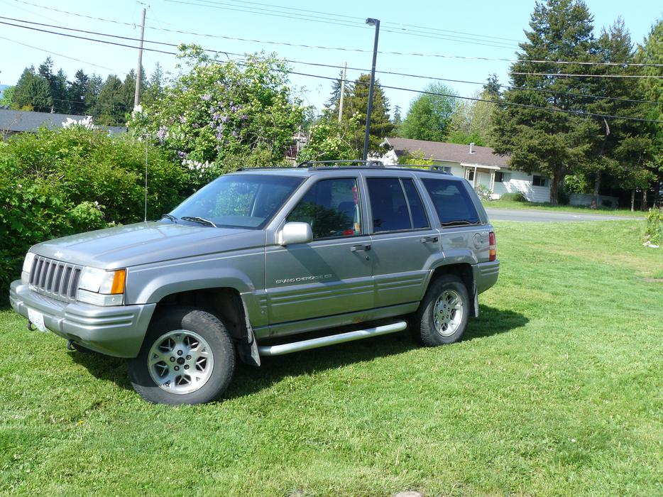 97 39 jeep grand cherokee limited edition parksville nanaimo mobile. Black Bedroom Furniture Sets. Home Design Ideas