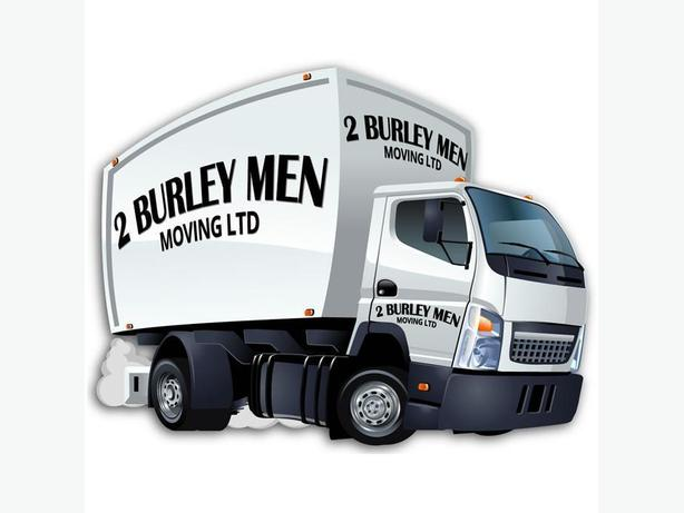 ºº  2 Burley Men - MOVING Ltd. in the NANAIMO area ºº