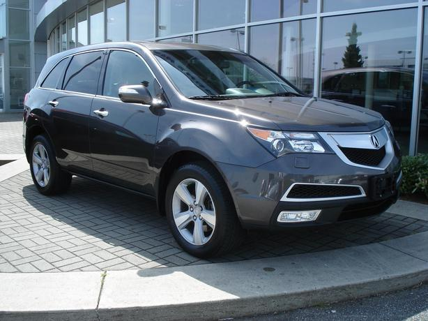2011 acura mdx technology package outside victoria victoria. Black Bedroom Furniture Sets. Home Design Ideas