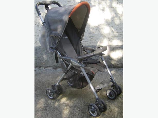 Combi folding stroller