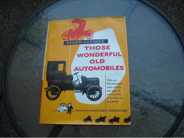 THOSE WONDERFUL OLD AUTOMOBILES