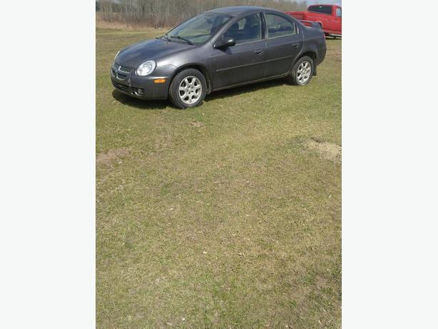 FOR TRADE: 2004 Dodge neon