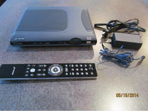 how to set telus remote to tv