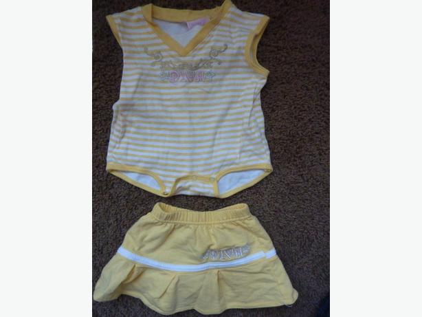 Diva Outfit - Size 6-9 Months