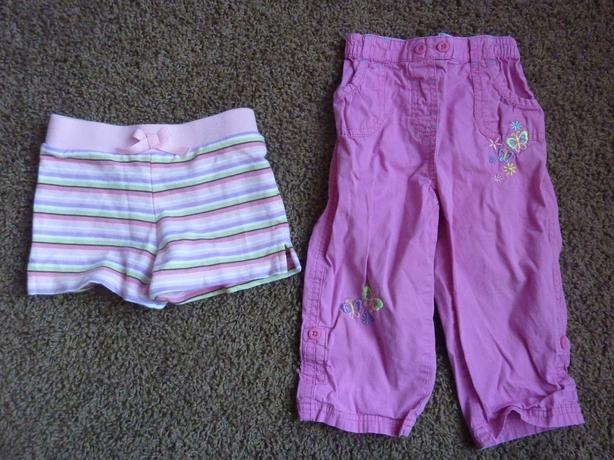 Shorts & Pants - Size 18 Months