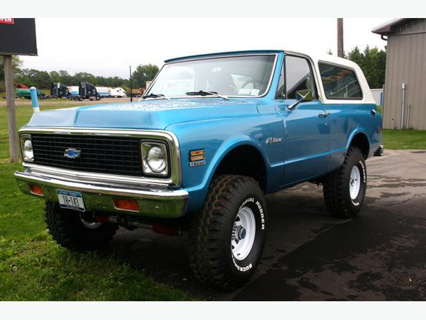 Wanted Wanted 67 72 Chevy C10 Blazer Gmc Jimmy West
