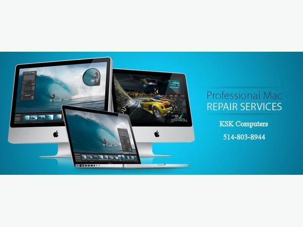 Apple Laptop Desktop Repairs Virus Removal Data Recovery