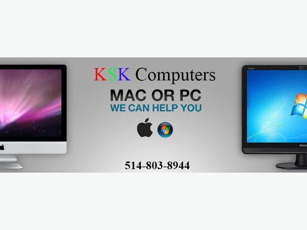 All Brands PC Mac Laptop LCD Screen Repair / Replacement Services