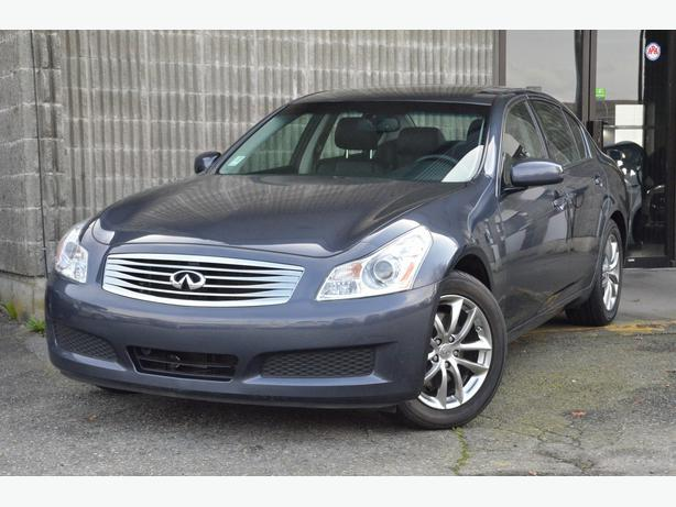2008 infiniti g35x awd luxury sedan finance today. Black Bedroom Furniture Sets. Home Design Ideas