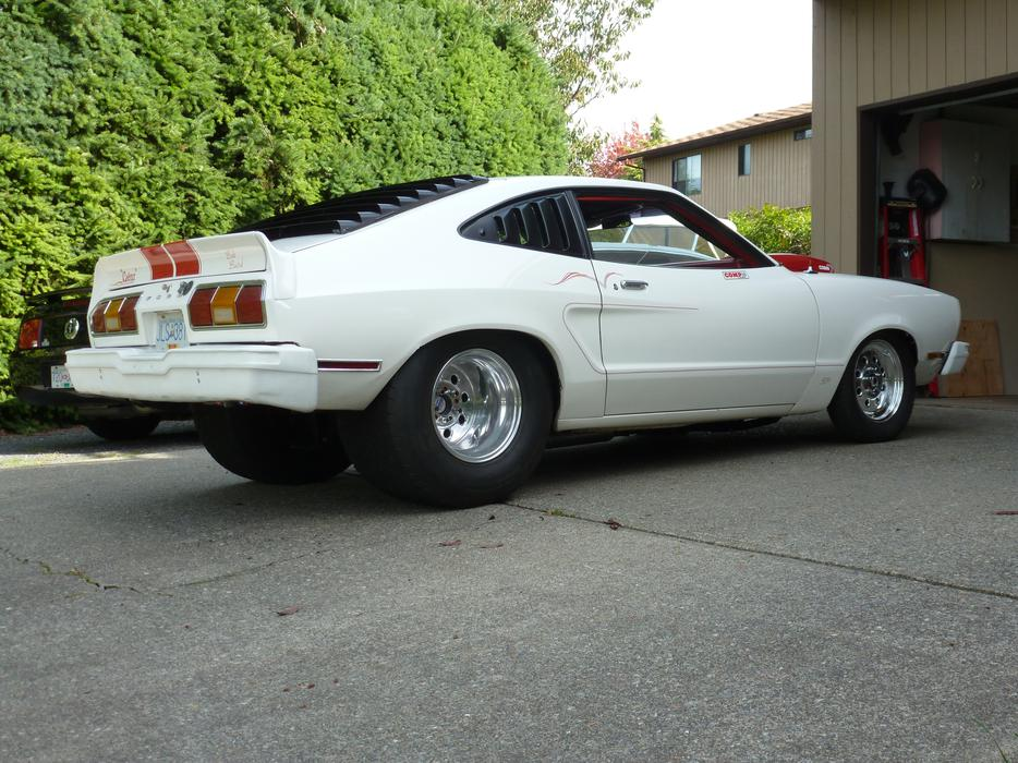 1978 Mustang Pro Street Langley Vancouver