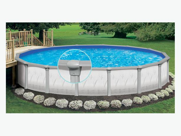 Top quality above ground pools from 1845 orleans for High quality above ground pools