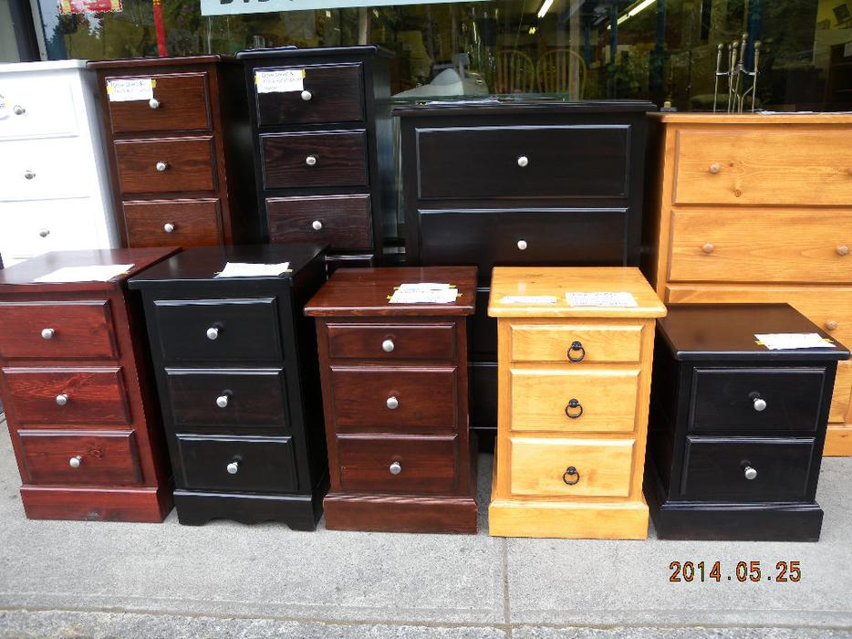Brand new high quality night stands loi 39 s used furniture for Consignment furniture clearwater