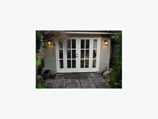 Lovely Detached Furnished Carriage House For Rent #387