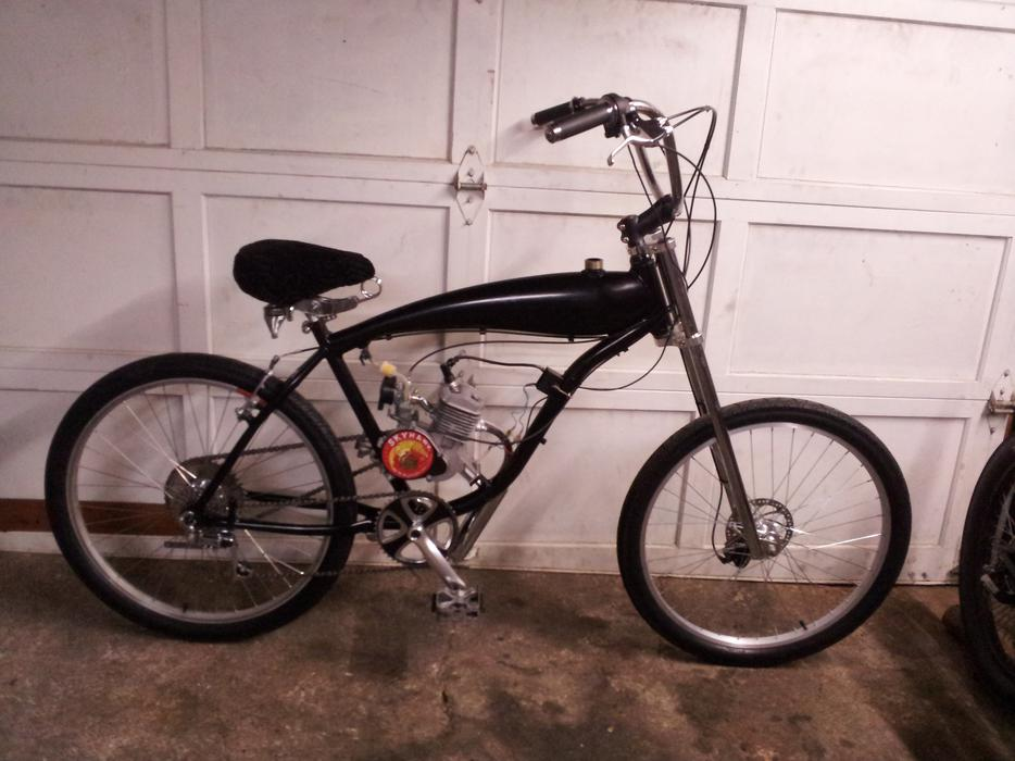 Grubee Skyhawk Gas Bike Saanich Victoria