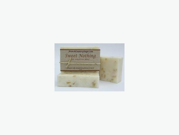 Soap - Handmade & All natural - Sweet Nothing