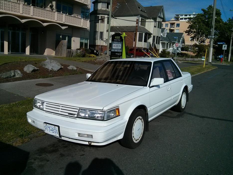 Nissan Maxima Ltd Edition Se Shiro Victoria City Victoria
